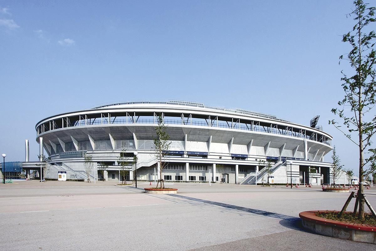新潟県スポーツ公園(エコスタジアム)