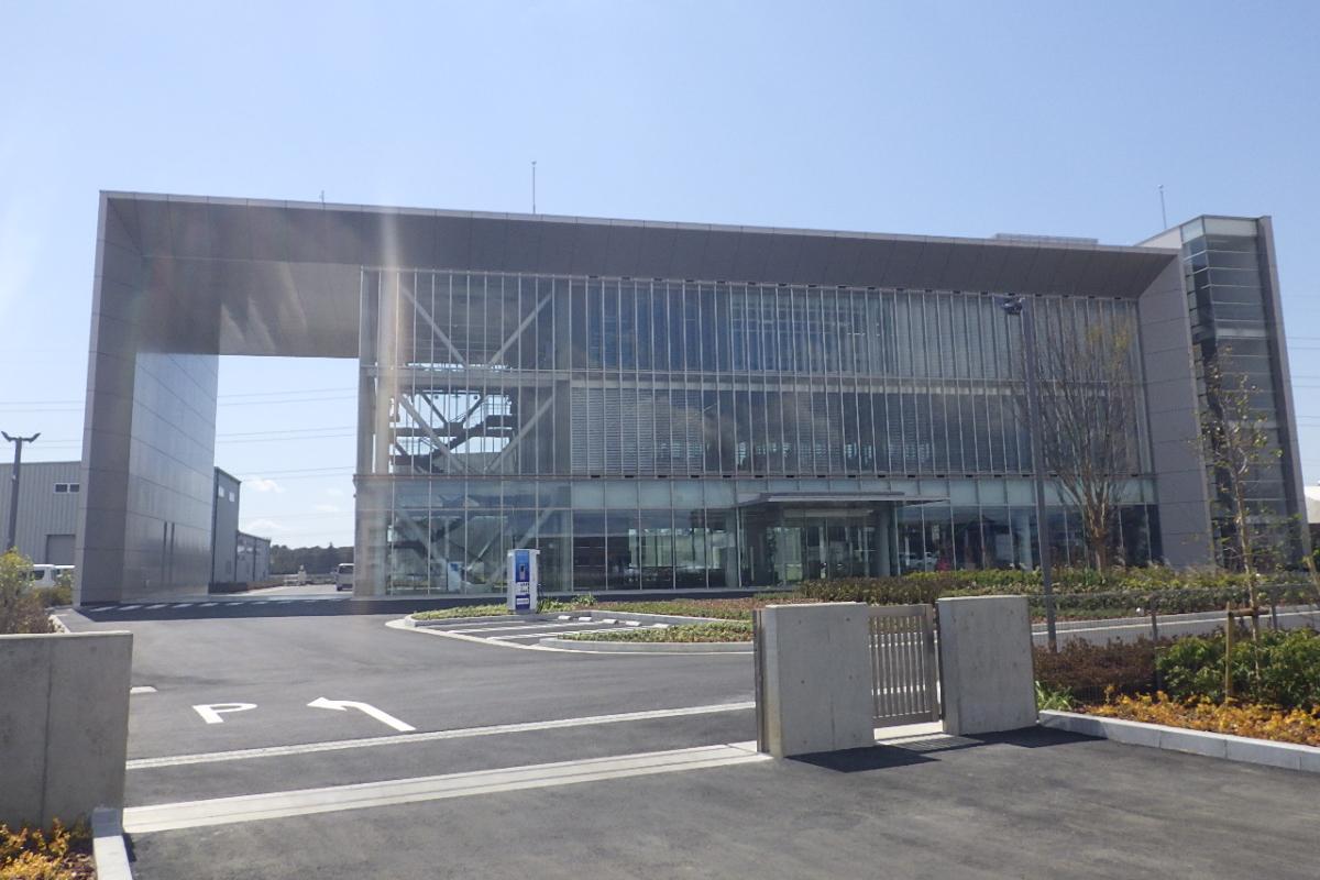 日本国土開発㈱ つくば未来センター