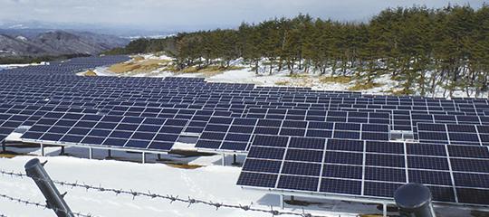 Solar power | 太陽光発電工事