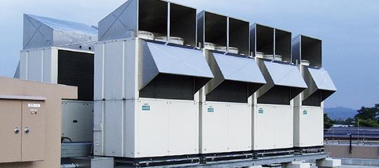 Air condition | 空調設備工事