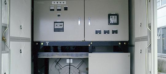 Electricity | 電気設備工事